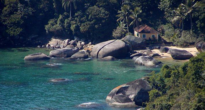 Playa Do Itagua 231 250 Ilha Grande Angra Dos Reis Rj Brasil