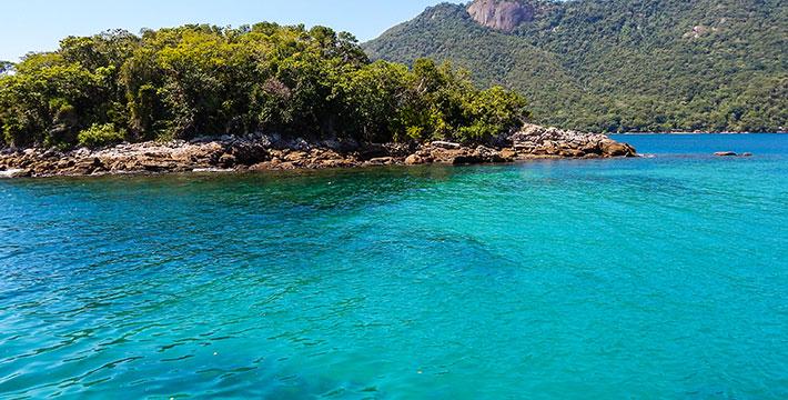 Kayak En Ilha Grande Angra Dos Reis Brasil