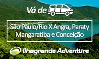 Transfer privado ou particular - Ilhagrande Adventure.